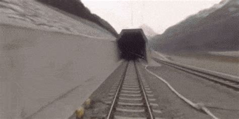 zoom   worlds longest train tunnel