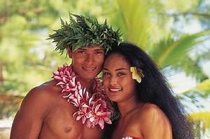 Polynesian Couple | BeautyWithinPolynesia | Pinterest | We ...