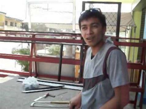 metal door window  display case craftsman life   philippines youtube