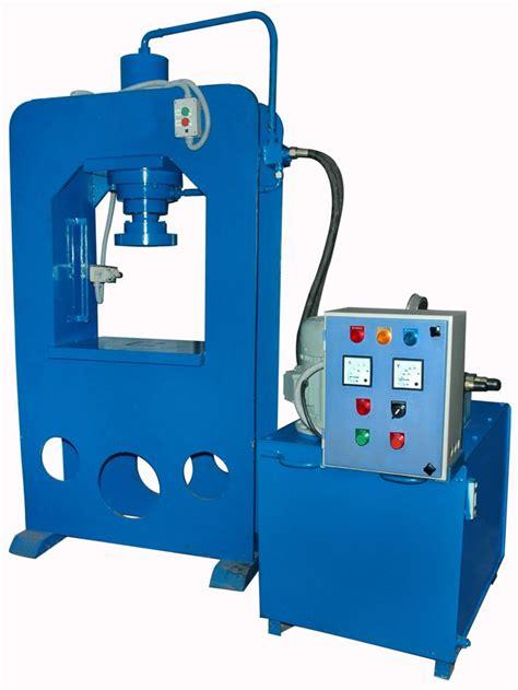 hydraulic press tile press paver block machine