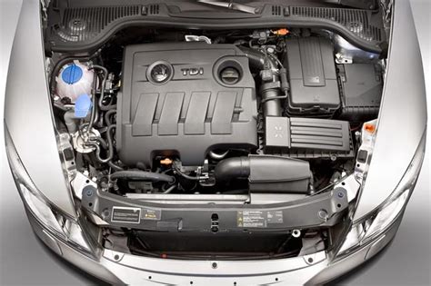 skoda starts producing  modernised  cylinder  engine