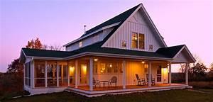 Holly Ridge Farmhouse - SALA Architects