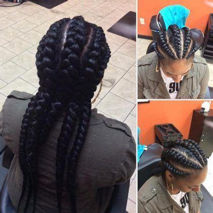 nigerian ghana weaving styles   faces braids  long hair ghana braid styles