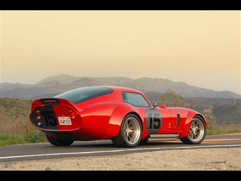2009 Daytona Coupe Le Mans Edition Wallpapers By Cars
