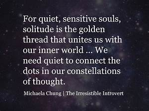 Irresistible Introvert Quotes