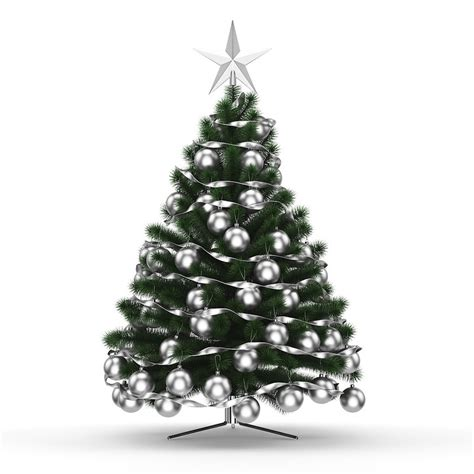 christmas tree 3d model cgaxis free 3d modelscgaxis free