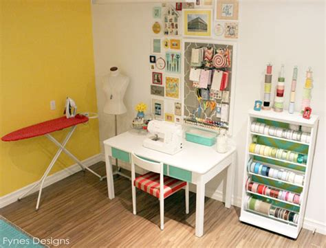 Craftaholics Anonymous®  Craft Room Tour  Virginia At