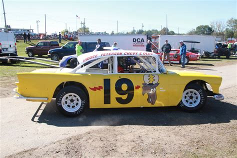 Thankful For Vintage Race Cars!