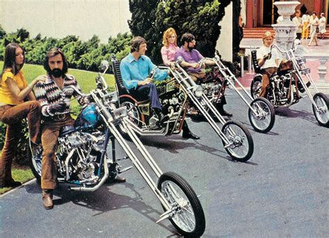 9 Righteous Choppers From The 1970s
