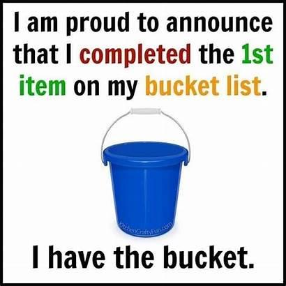 Funny Jokes Bucket Quotes Humor Joke Puns