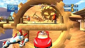Sonic Et Sega All Stars Racing Sillustre Xbox One