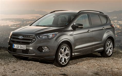 ford kuga st  wallpapers  hd images car pixel