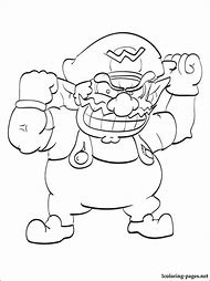 Best Super Mario Coloring Pages - ideas and images on Bing | Find ...