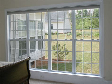 double hung windows replacement install window concepts mn