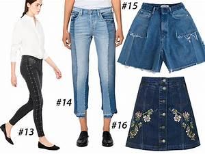 Trends Winter 2017 : fall winter 2016 2017 denim trends 20 denim pieces to get now fashionisers ~ Buech-reservation.com Haus und Dekorationen