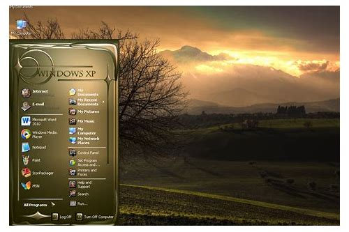 windows xp 8 themes free download