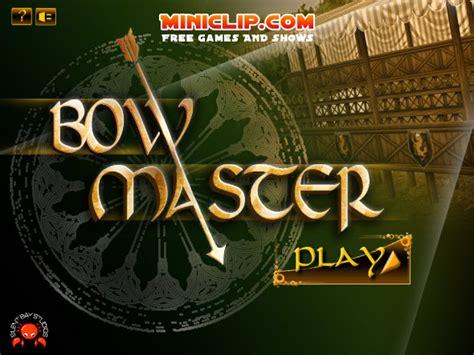 Winter Bow Master Kostenlos Online Spielen