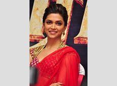 Gorgeous Deepika Padukone in saree pictures