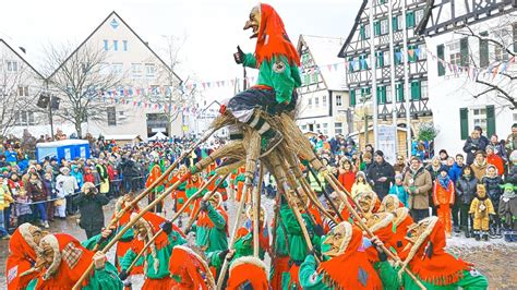 german carnival  pfullingen   gruppe