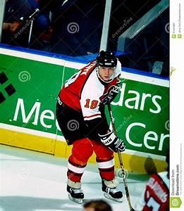 Brent Fedyk, Philadelphia Flyers Editorial Photo - Image ...