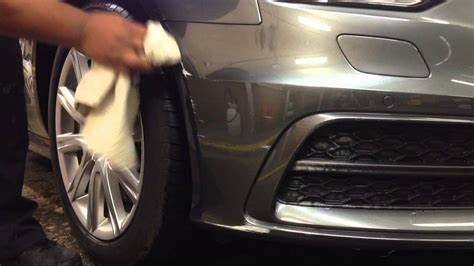 How To Remove Paint Scuff Off Bumper Youtube
