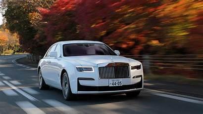 Royce Rolls Ghost 2021 4k Wallpapers Cars