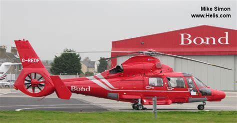 G-redf Eurocopter As365n3 Dauphin 2 C/n 6884
