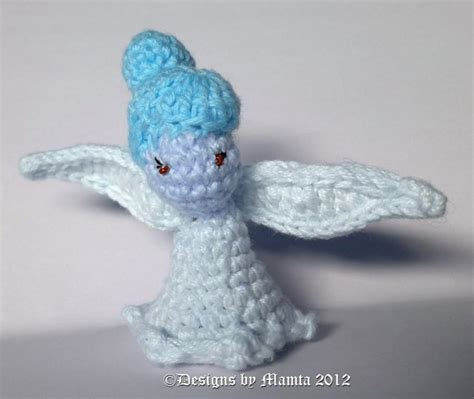 tinkerbell fairy crib mobile crochet pattern cool
