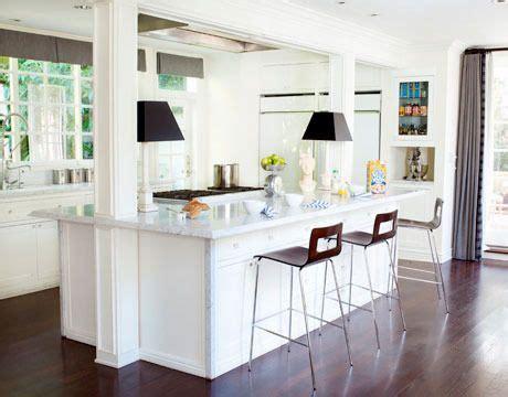 white kitchen  timeless     home