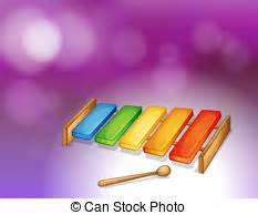 xylophone clip art cartoon illustration cartoon