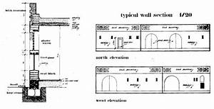 8 Details Of The Load Bearing Walls Structure Of The