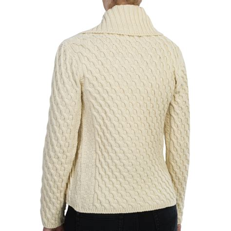 merino wool sweater womens peregrine by j g crossover cardigan sweater for