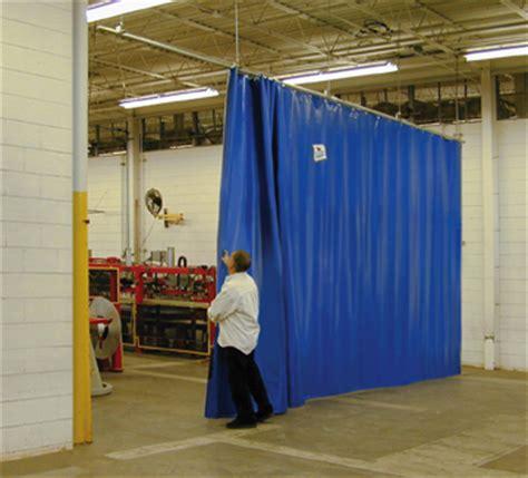 industrial curtains divider curtains warehouse curtains