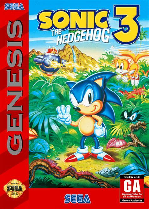 sonic  hedgehog  sega mega drivegenesis