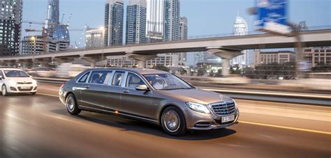 2015 Mercedes-maybach Pullman