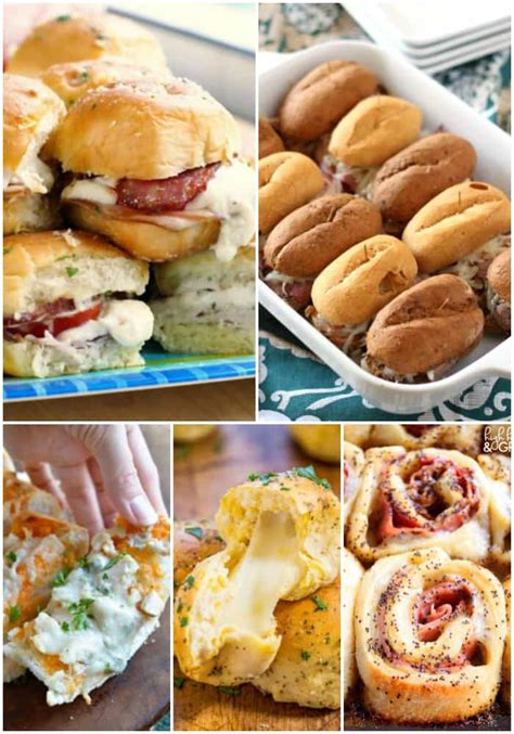 Football Party Finger Food