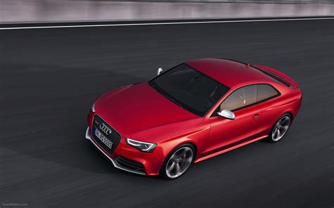 Audi Rs 5 2018 Widescreen Exotic Car Photo 17 Of 56