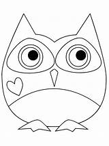 Owl Coloring Pages Printable Valentine Birds Owls Adults Coloringpages101 Books Bird Supercoloring Valentines Printables Bastille Results Getcoloringpages Enregistree Depuis Kidsuki sketch template