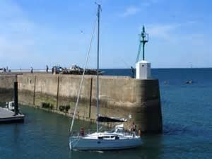 Pier at Ile De Noirmoutier France