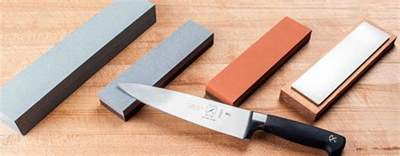 honing kitchen knives how to use a sharpening using a sharpening
