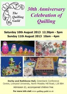The Quilling Guild Prepares to Celebrate 30th Anniversary ...