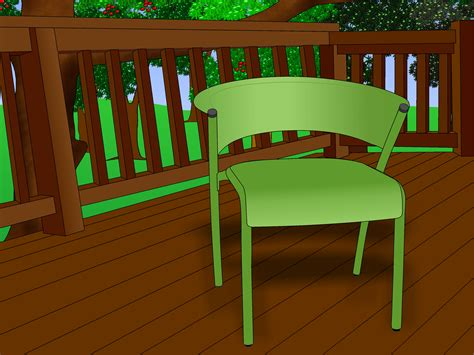 how to refinish metal patio furniture wikihow