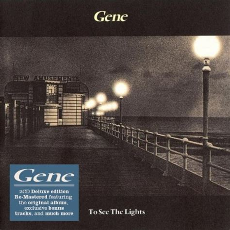 gene olympian to see the lights to the end