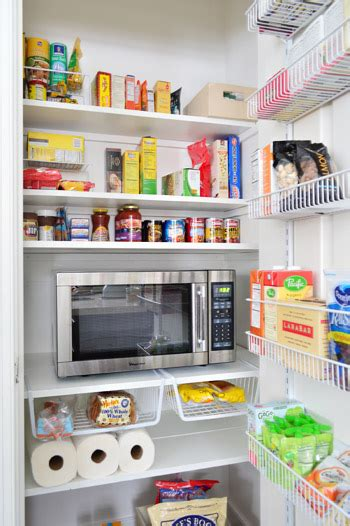 adding tons  pantry storage function young house love