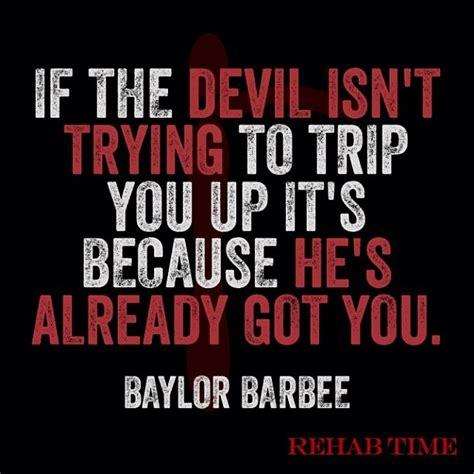 Quotes Devil Tricks Faith Pinterest