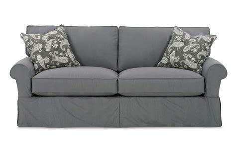 two cushion sofa slipcover 2 cushion sofa hickory white customize design your own