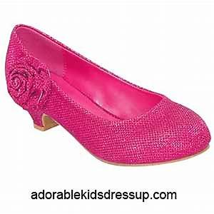 little girls dressy pumps | kids high heel shoes