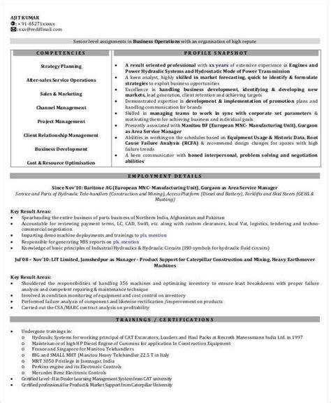 sales resume templates    premium