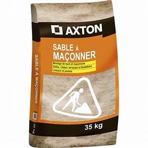 Melange Sable Gravier : gros oeuvre parpaing b ton mortier ciment fer ~ Premium-room.com Idées de Décoration
