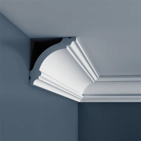 corniche polystyr 232 ne pour la d 233 coration de vos plafonds pose facile